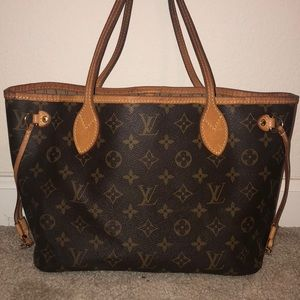 Louis Vuitton never-full pm